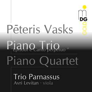 Cover Peteris Vasks