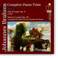 Johannes Brahms Vol. 1