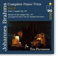 Johannes Brahms Vol. 2