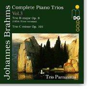 Johannes Brahms Vol. 3
