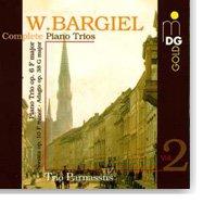 Cover Woldemar Bargiel Vol. 2