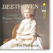 Ludwig van Beethoven Vol. 1