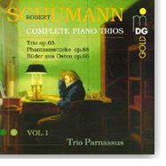 Robert Schumann Vol. 1